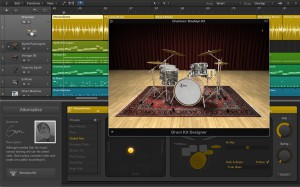 video corso logic pro x - Drummer