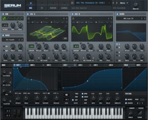 tecnico del suono sound design serum