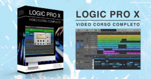 video corso logic pro x tutorial italiano