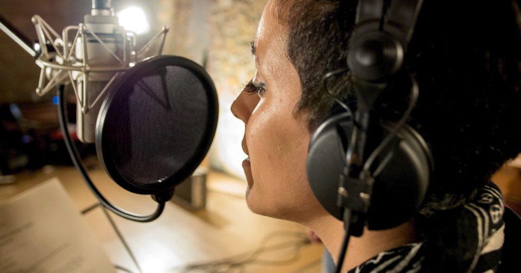 come equalizzare la voce