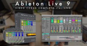 video corso ableton live