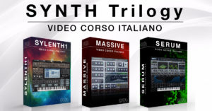 synth tutorial italiano