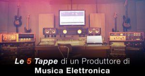 produttore musica elettronica