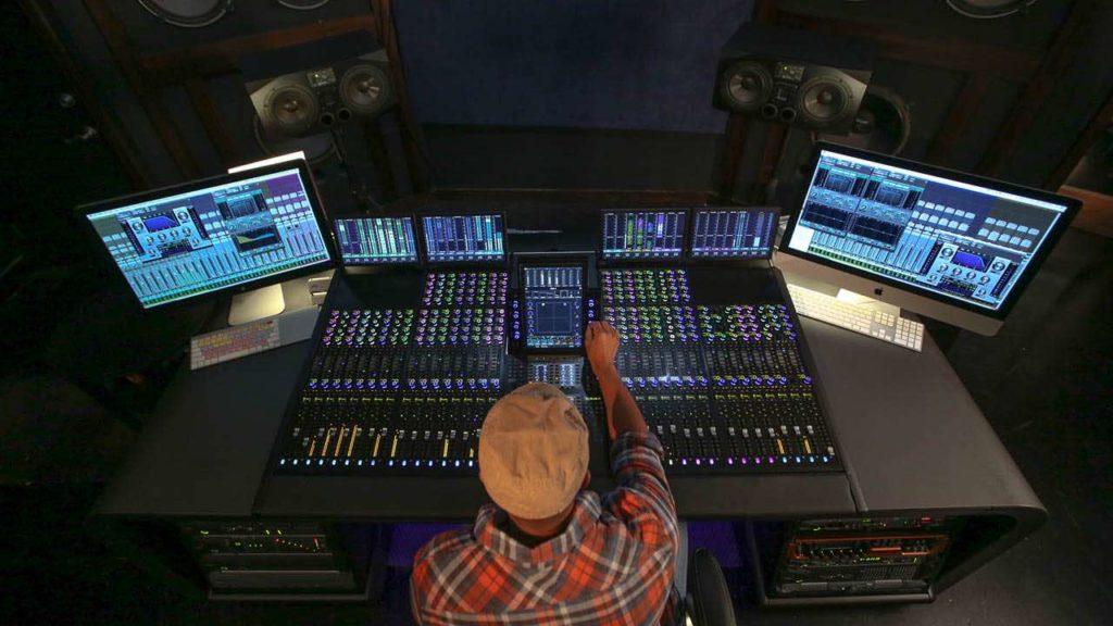 ingegnere del suono