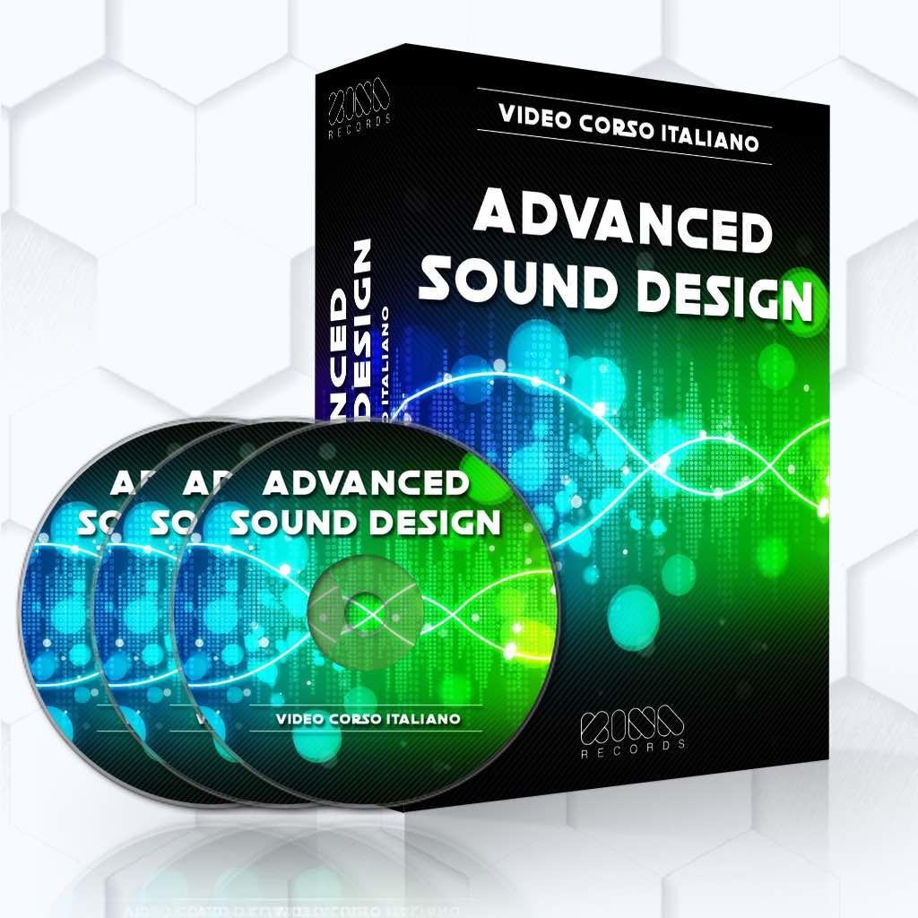 Video corso advanced sound design italiano tecnico del for Design italiano