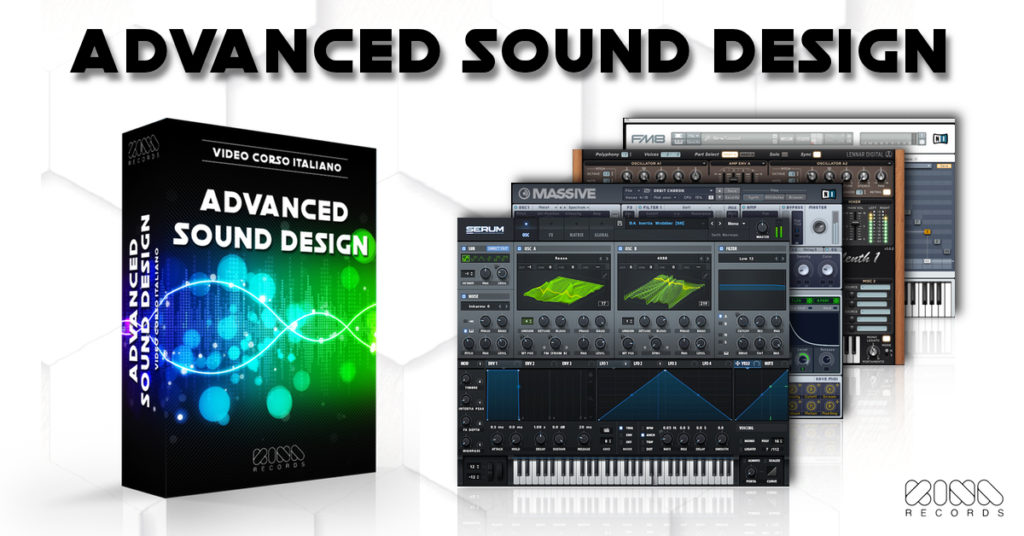 advanced sound design tutorial italiano