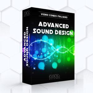 advanced sound design tutorial italiano