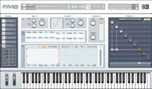 tecnico del suono sound design fm8