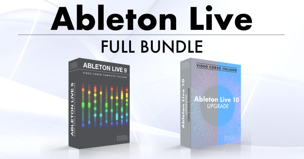 ableton live tutorial italiano