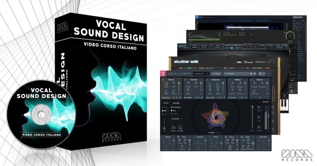 vocal sound design