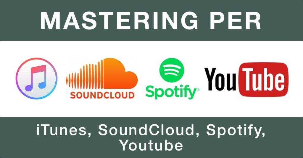 mastering digitale