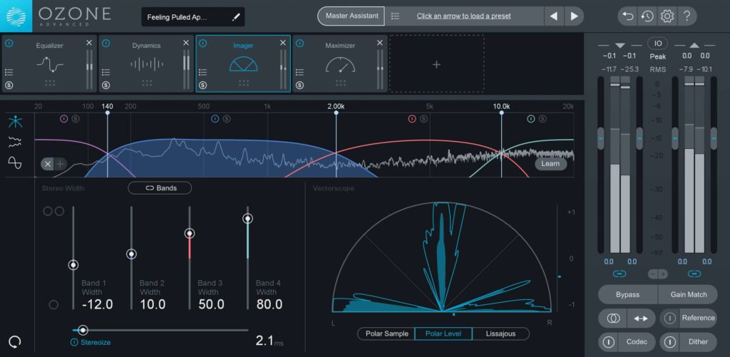 mastering in the box izotope ozone 8 imager
