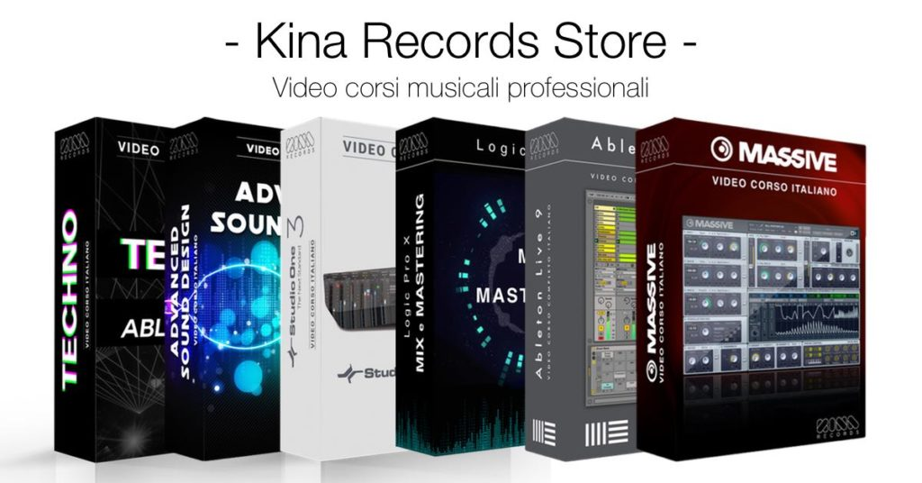kina records tutorial