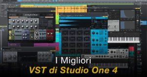 migliori vst studio one