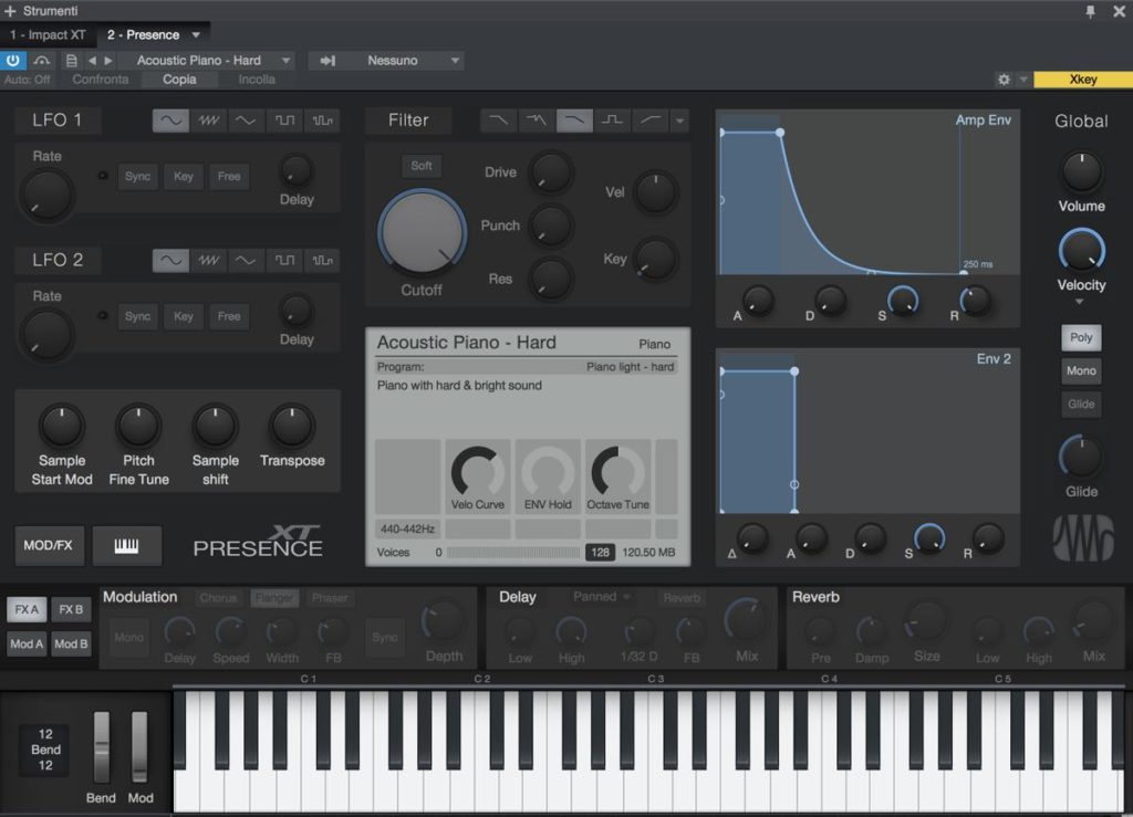 studio one vst presence xt
