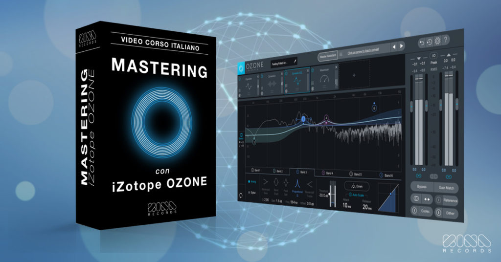 mastering con izotope ozone