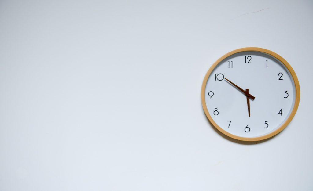 time clock tempo