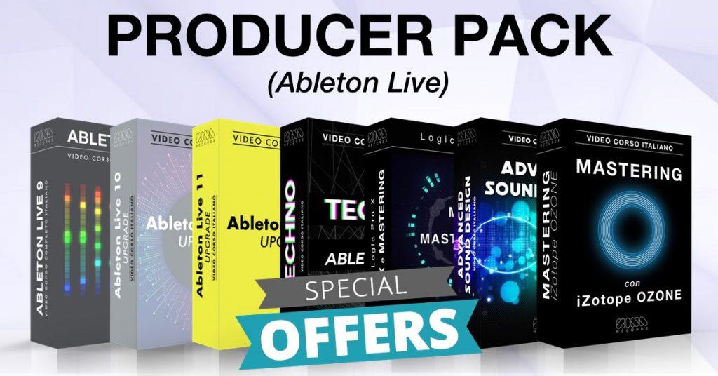 ableton live producer pack