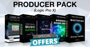 producer pack logic pro x