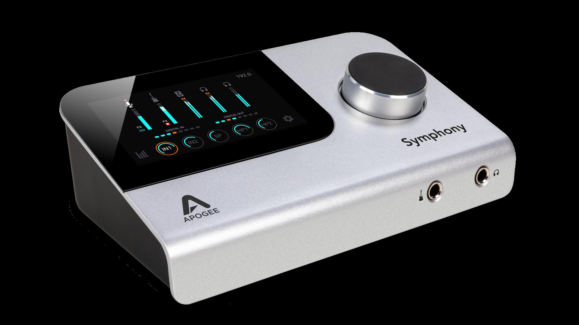 NAMM 2020 - Apogee Symphony Desktop