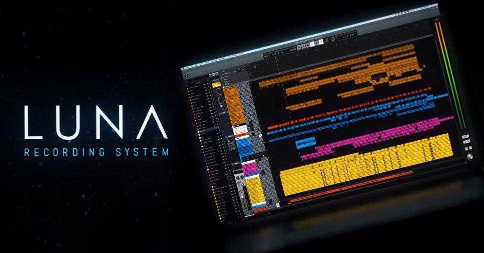 NAMM 2020 - Universal Audio Luna