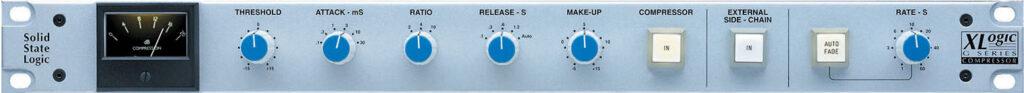 Compressore audio Solid State Logic G Compressor