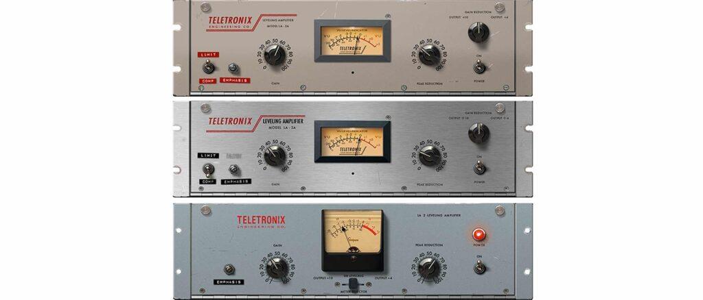 Compressore audio Teletronix LA-2A