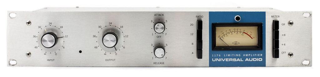 Compressore audio UREI 1176