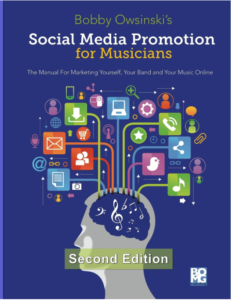 libri di Social Media Promotion for Musician di Bobby Owsinsky