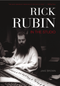 Libro sulla vita di Rick Rubin In The Studio di Jack Brown