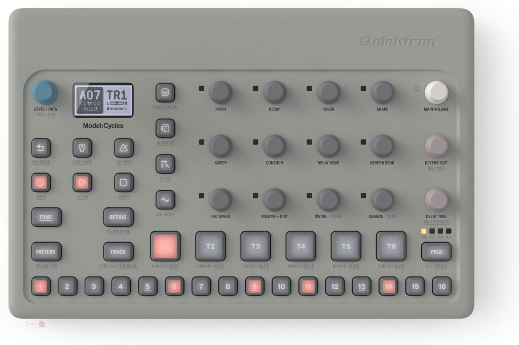 Elektron Model:Cycles Drum Machine