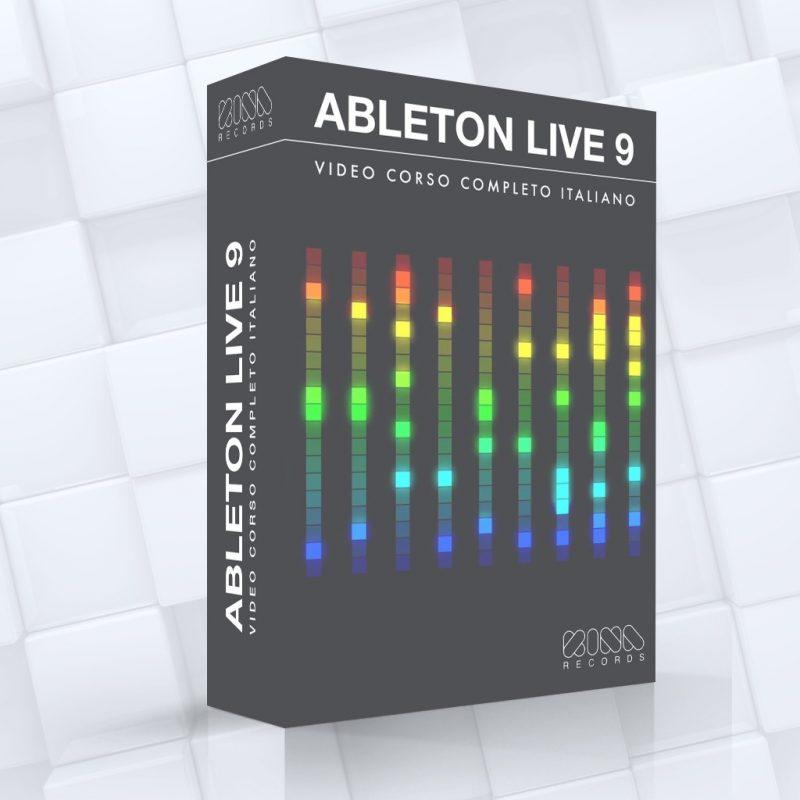 Video Corso Ableton Live 9 Completo