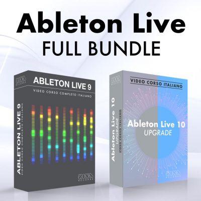 Video Corso Ableton Live (Full Bundle)