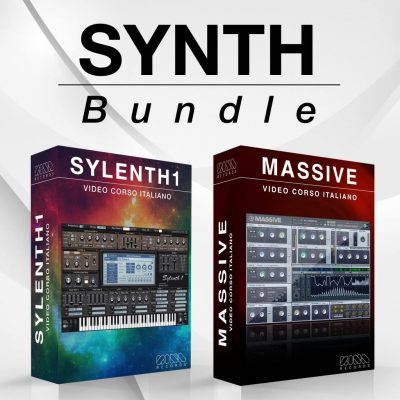 Video Corso Sylenth1 e Massive (Bundle)