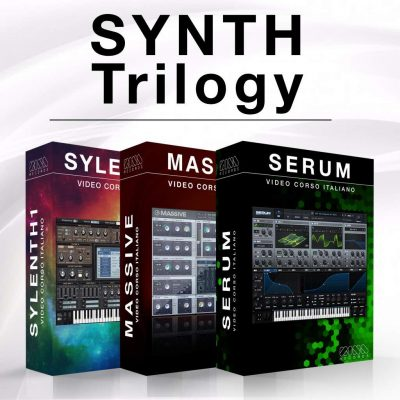 Video Corso Sylenth1, Massive, Serum (Trilogy)