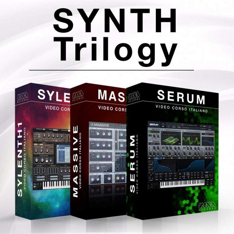 Video Corso Sylenth1, Massive, Serum (Trilogy)