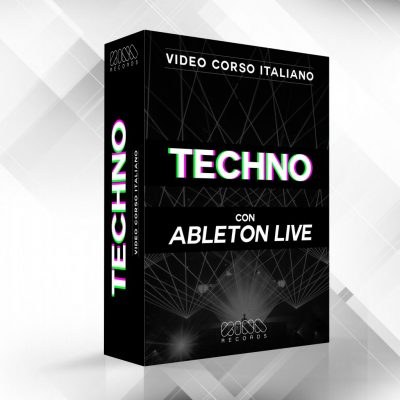 Video Corso Techno con Ableton Live