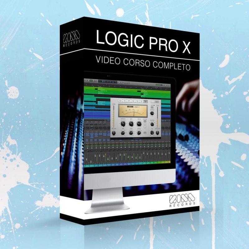 Video Corso Logic Pro X Completo