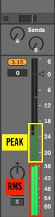 Loudness 101 - Peak vs RMS